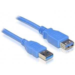 DeLOCK Kabel USB 3.0 prodlužovací 1m