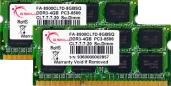 G.Skill SO-DIMM 8GB DDR3-1066 Kit