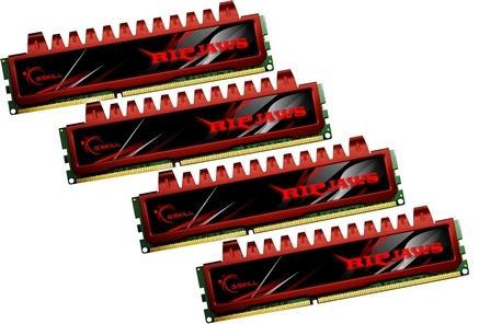 G.Skill DIMM 16GB DDR3-1066 Quad-Kit