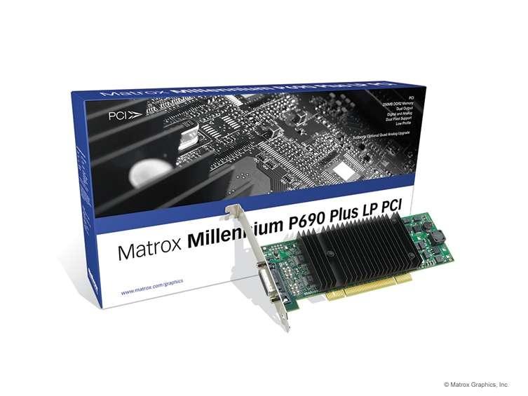 Matrox Millenium P690 Plus PCI