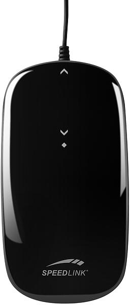 Speedlink MYST Touch Scroll Mouse černá