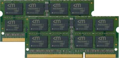 Mushkin SO-DIMM 8GB DDR3-1066 Kit