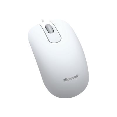 Microsoft Optical Mouse 200 for Business bílá