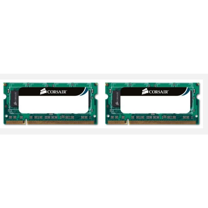 Corsair SO-DIMM 8GB DDR3-1066 Kit