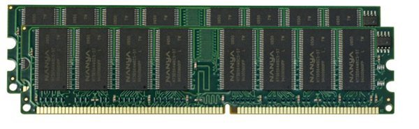 Mushkin DIMM 2GB DDR-266 Kit