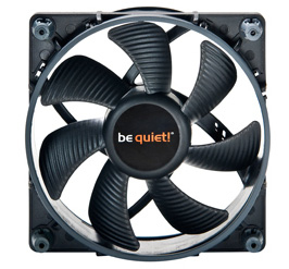 be quiet! Shadow Wings SW1 MS 120x120x25