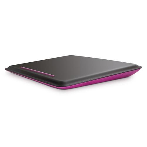 Belkin Cushdesk Notebook černá/růžová