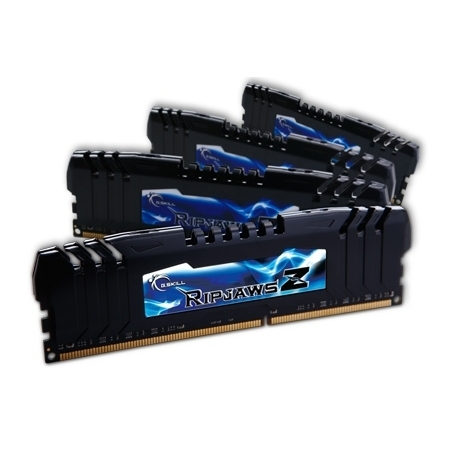 G.Skill DIMM 32GB DDR3-2400 Quad-Kit