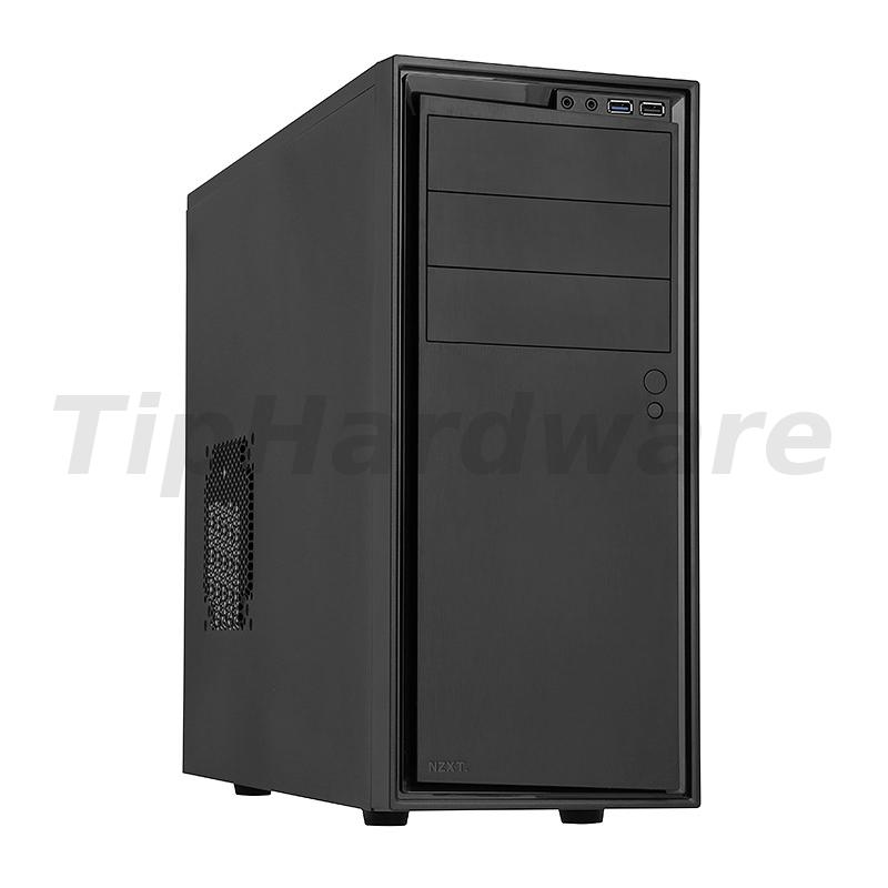 NZXT Source 210 Elite černá