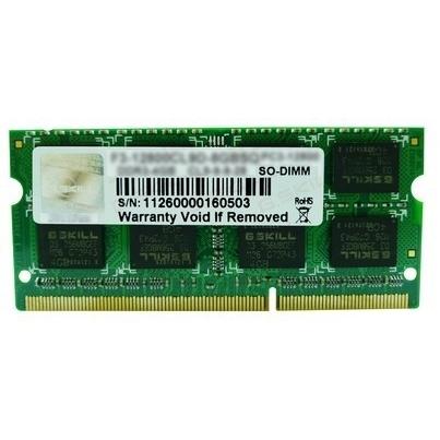 G.Skill SO-DIMM 8GB DDR3-1333