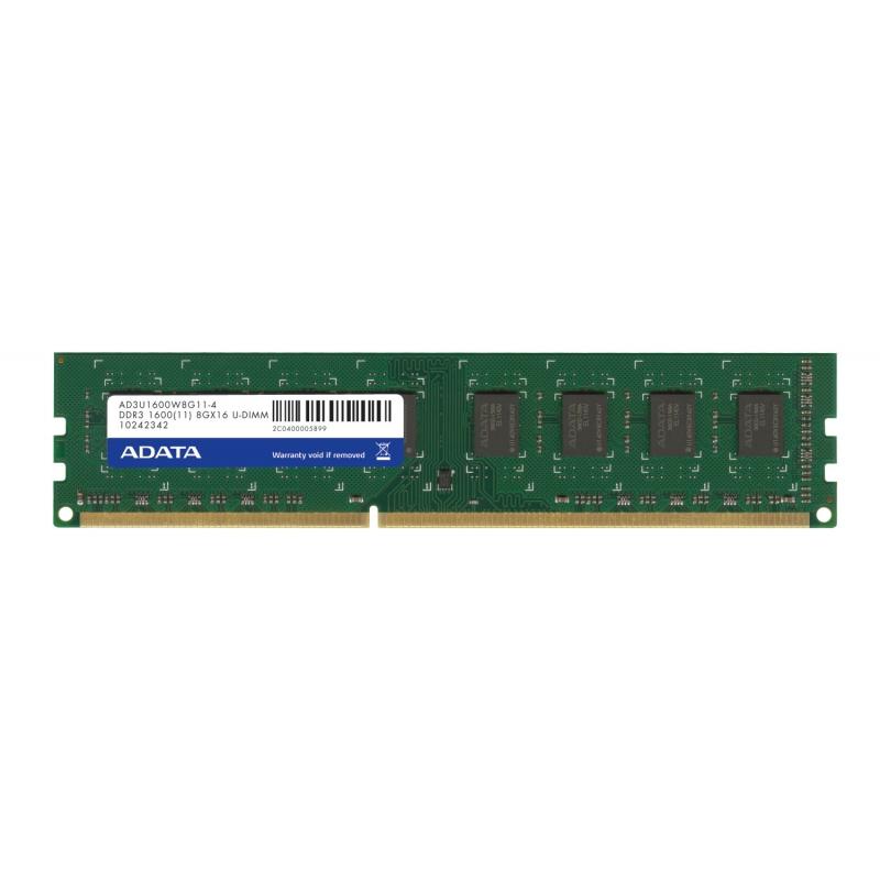 A-DATA DIMM 8GB DDR3-1600