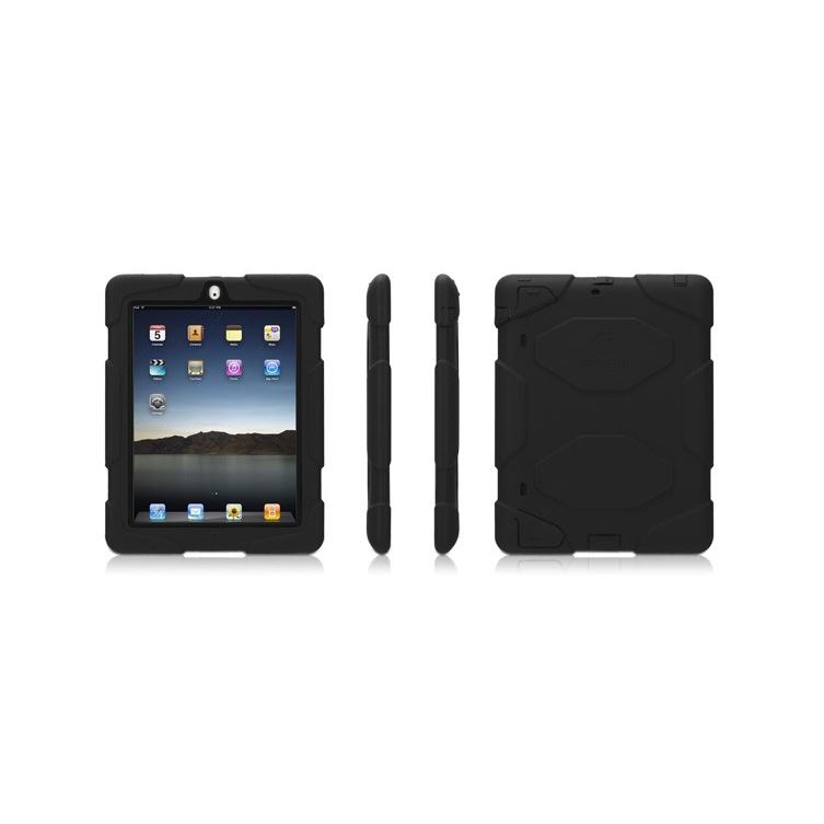 Griffin Survivor pro iPad2/3 (Black)(Black)