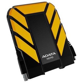 A-DATA DashDrive Durable HD710 1TB žlutá/černá