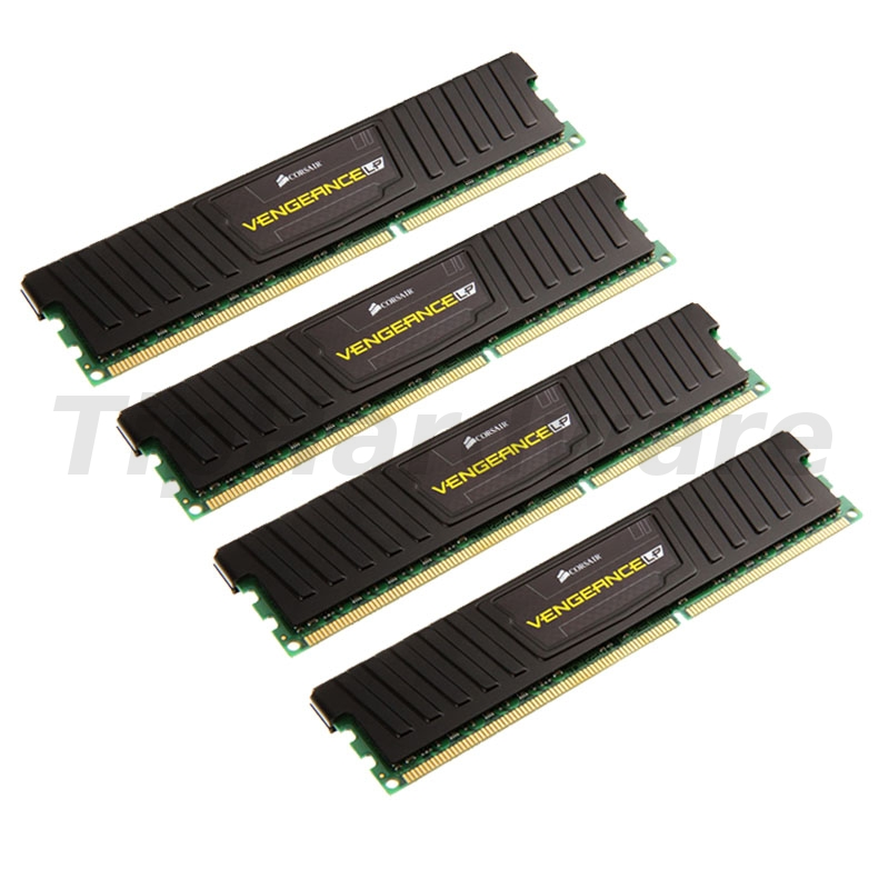 Corsair DIMM 32GB DDR3-1600 Quad-Kit CL10