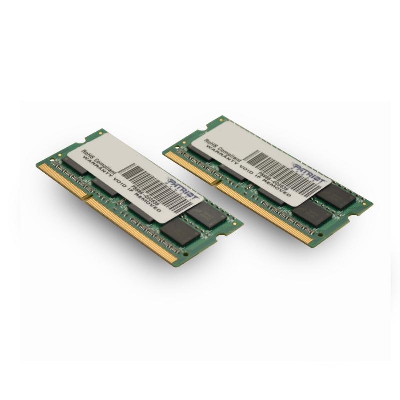 Patriot SO-DIMM 16GB DDR3-1600 Kit