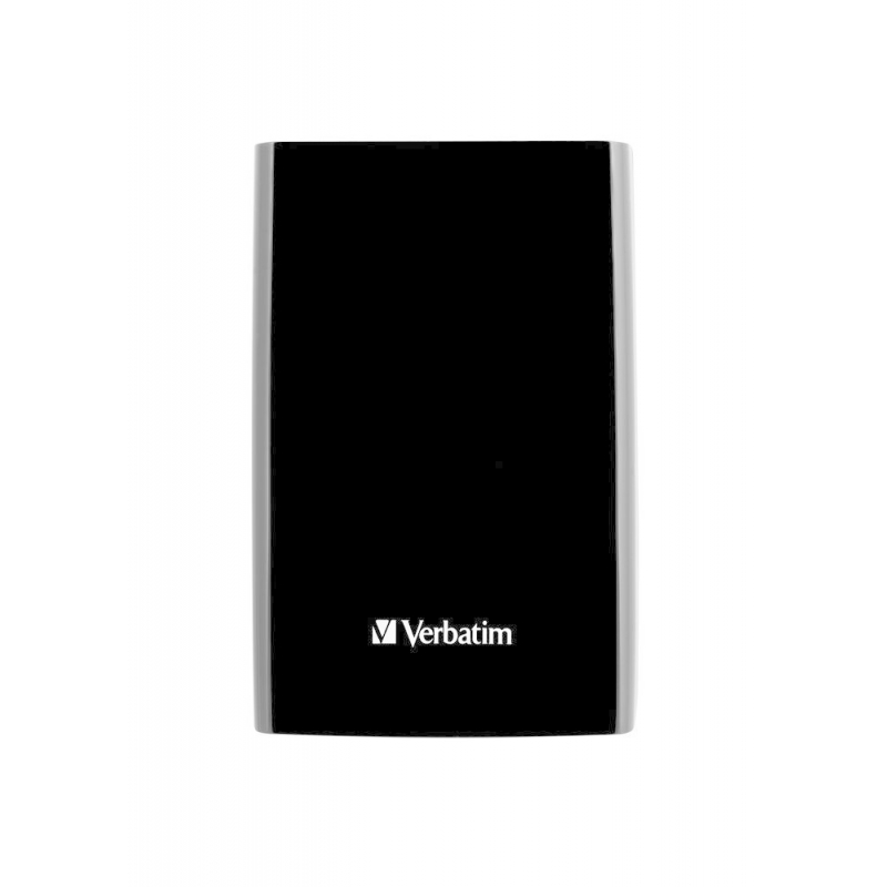 Verbatim Store n Go UltraSlim 500GB černá