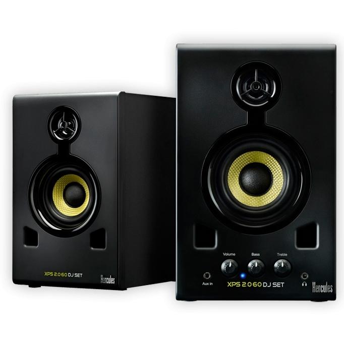 Hercules XPS 2.0 60 DJ Set 3,5 bl 2.0