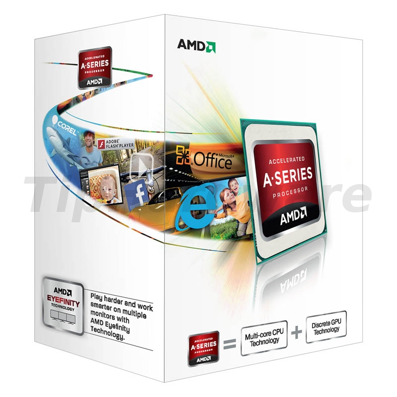 AMD A4-5300 Accelerated