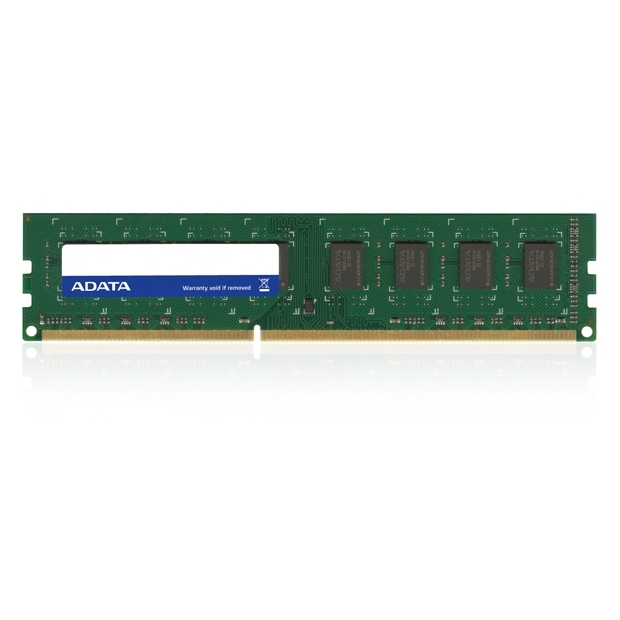 A-DATA DIMM 8GB DDR3-1600 Kit (AD3U1600W4G11-2)