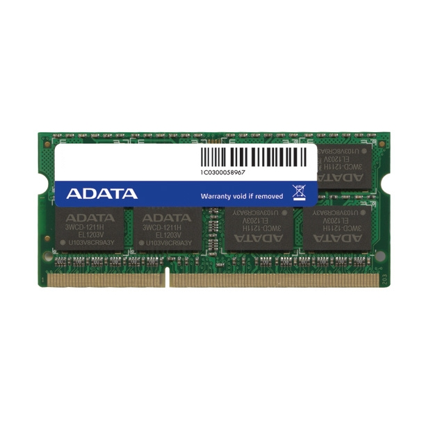 A-DATA SO-DIMM 8GB DDR3-1600 Kit