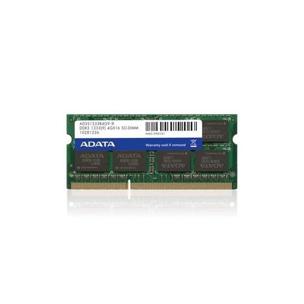 A-DATA SO-DIMM 8GB DDR3-1333 Kit