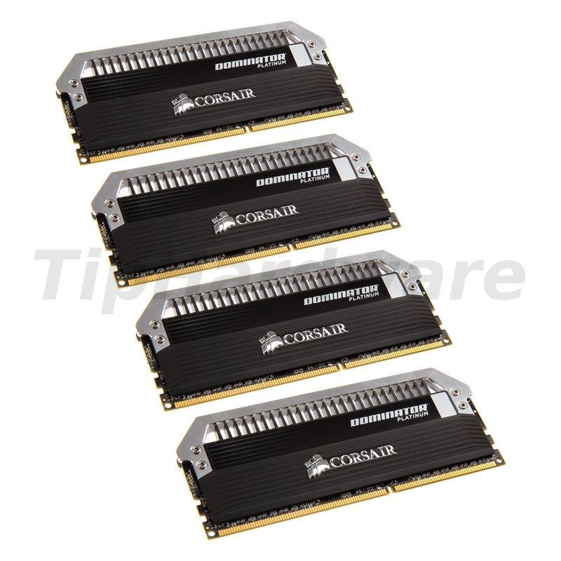 Corsair DIMM 32GB DDR3-1600 Quad-Kit (CMD32GX3M4A1600C9)
