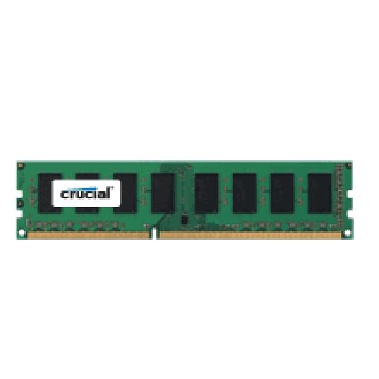 Crucial DIMM 4GB ECC DDR3-1333