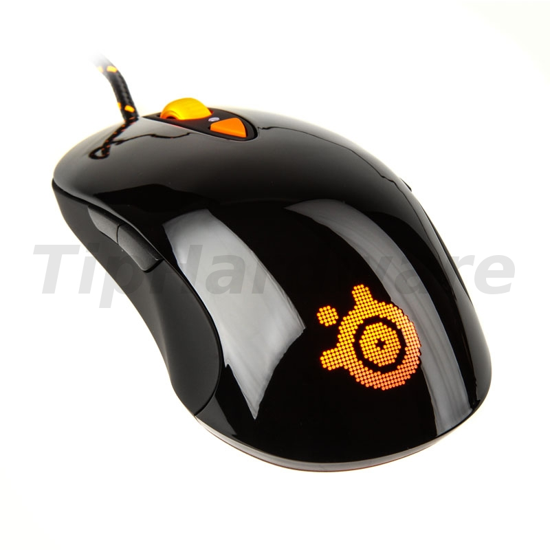 SteelSeries Sensei RAW Heat Orange