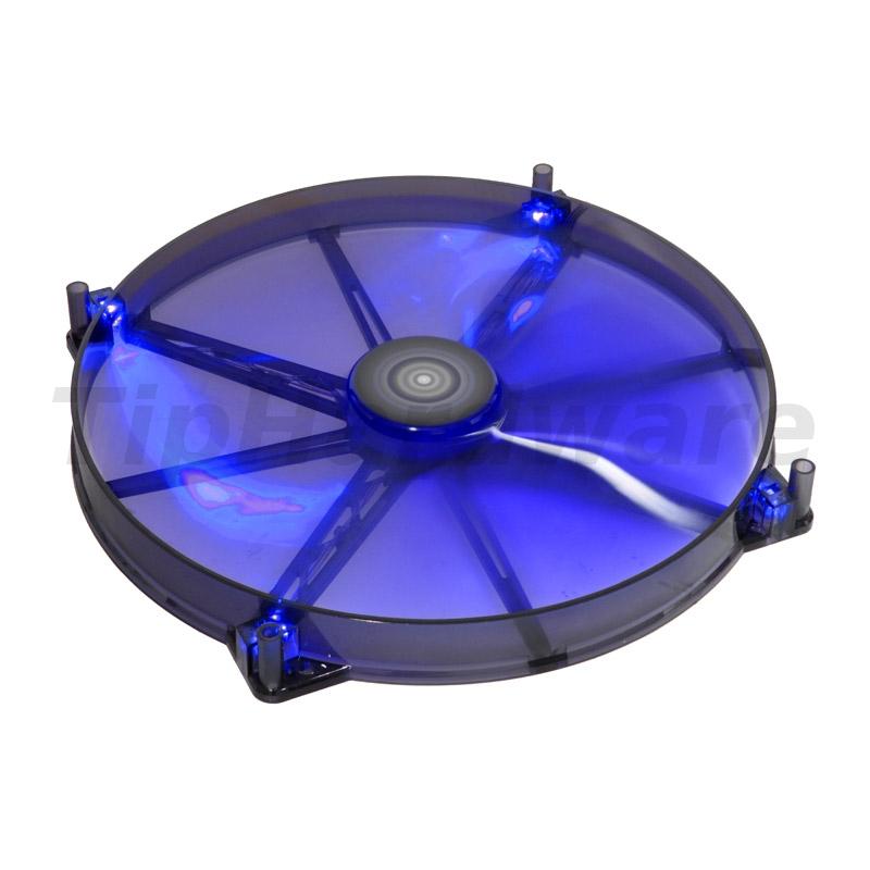 Aerocool Lightning Blue 200x200x20