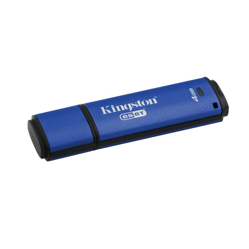 Kingston DataTraveler Vault Privacy 3.0 AV 4GB
