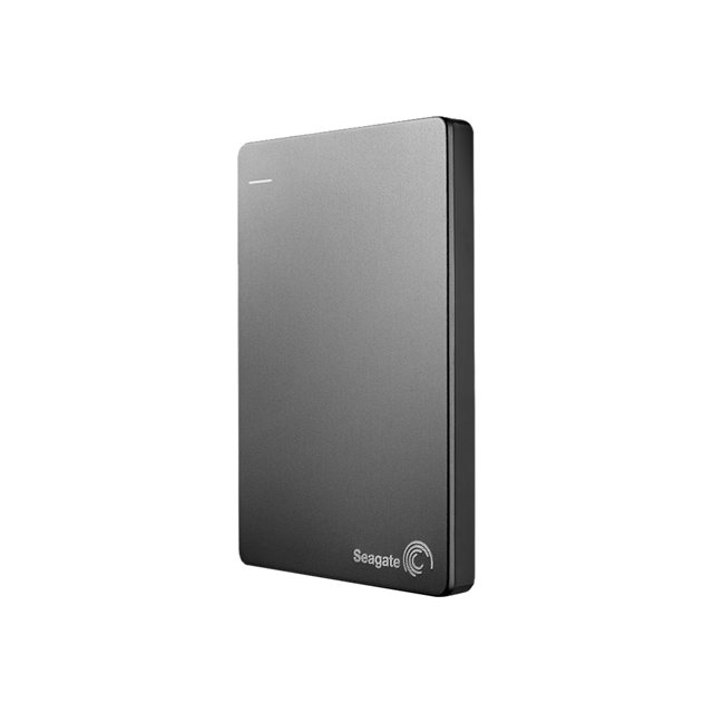 Seagate Backup Plus Portable 1TB stříbrná
