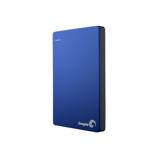 Seagate Backup Plus Portable 1TB modrá