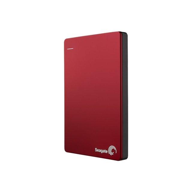 Seagate Backup Plus Portable 1TB červená