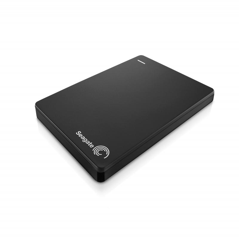 Seagate Backup Plus Portable 2TB černá