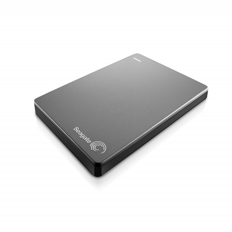 Seagate Backup Plus Portable 2TB stříbrná