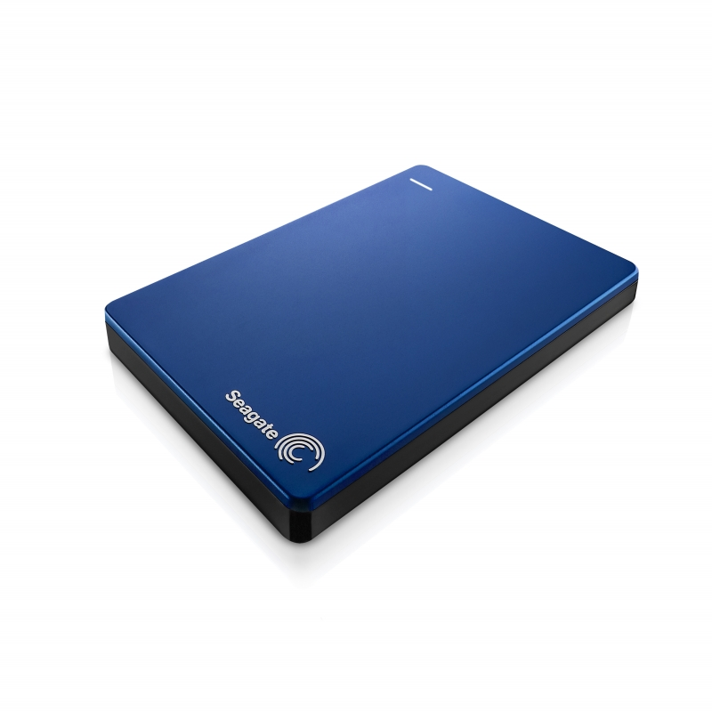 Seagate Backup Plus Portable 2TB modrá