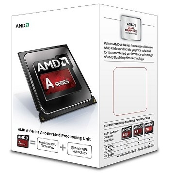 AMD A4-4020 Accelerated