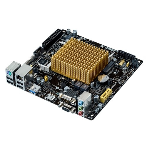 Asus J1800I-C + Intel Celeron J1800
