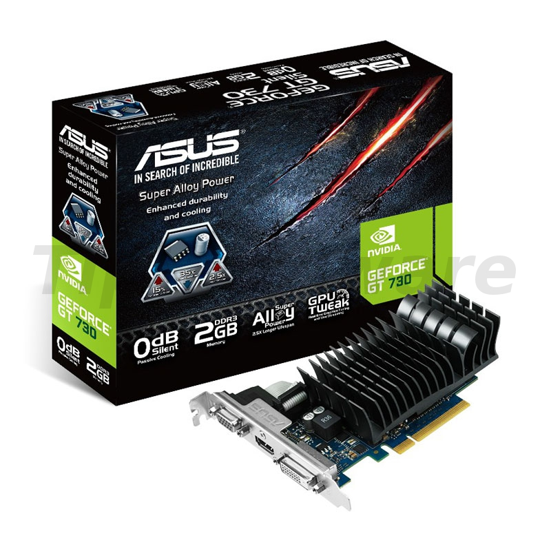 Asus GeForce GT 730 2GB