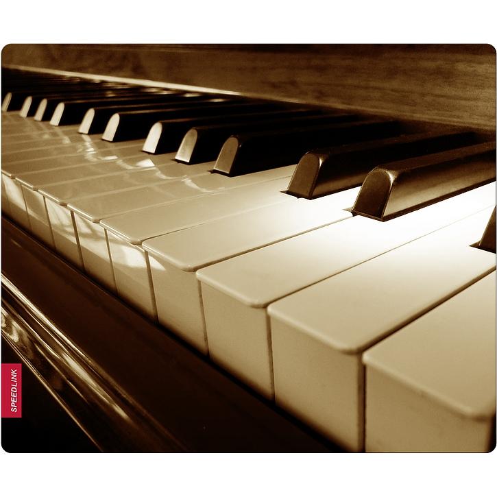 Speedlink SILK Mousepad Piano