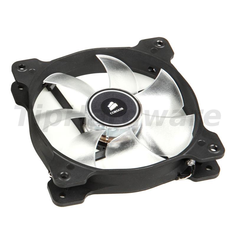 Corsair Fan SP120 LED120x120x25 bílá