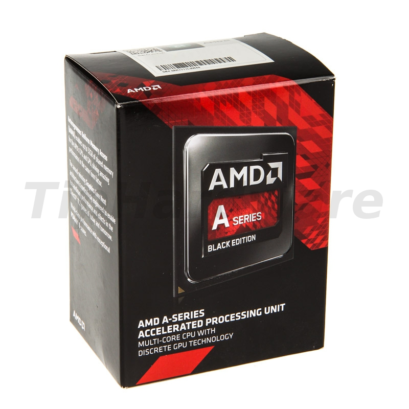AMD A10-7850K Accelerated