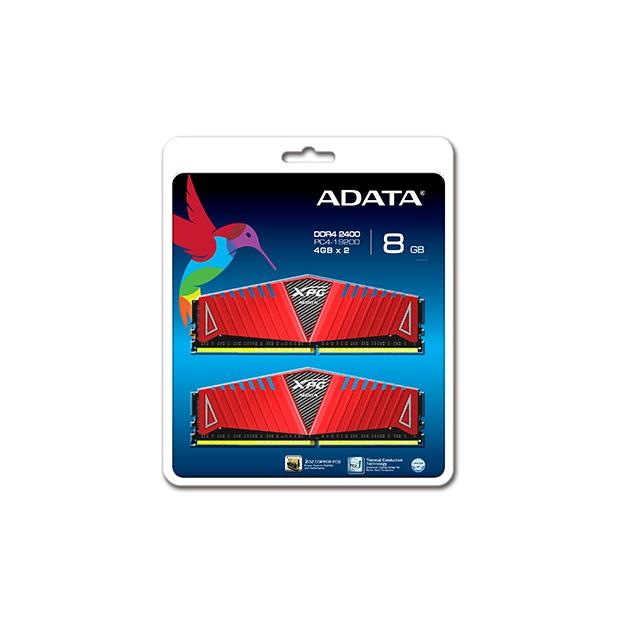 A-DATA DIMM 8GB DDR4-2400 Kit