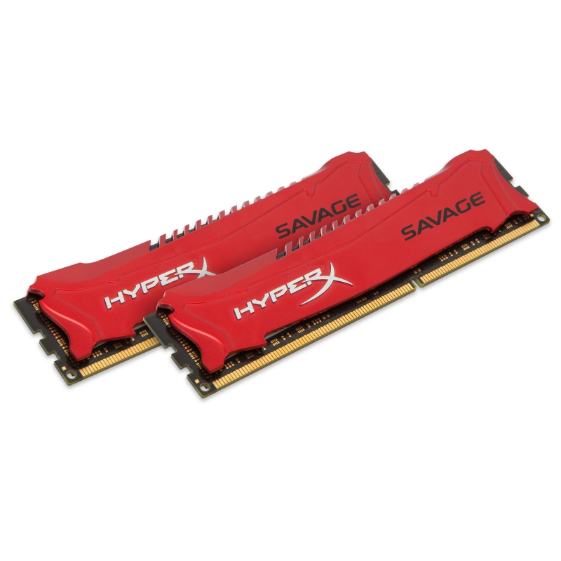 Kingston DIMM 16GB DDR3-1866 Kit