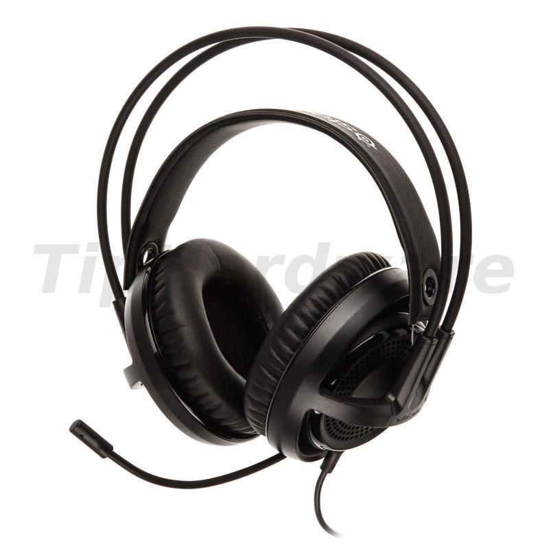 SteelSeries Siberia V3 Headset černá