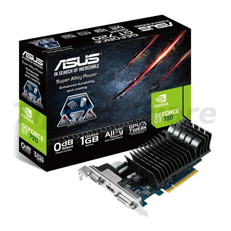 Asus GT720 Silent (GT720-SL-BRK) 1GB