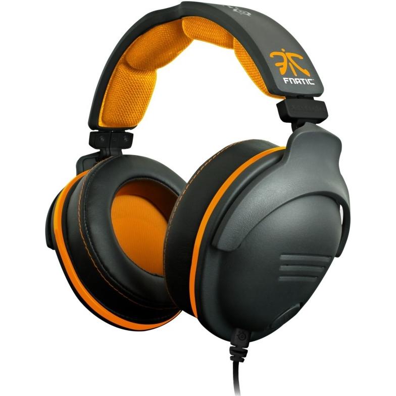 SteelSeries 9H Headset - Fnatic Edition