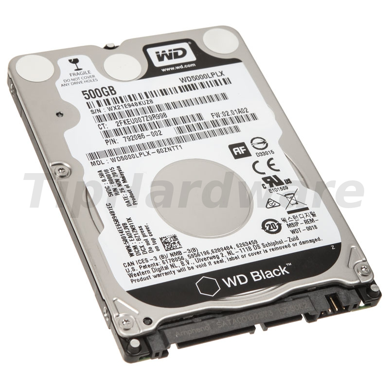 Western Digital WD5000LPLX 500GB
