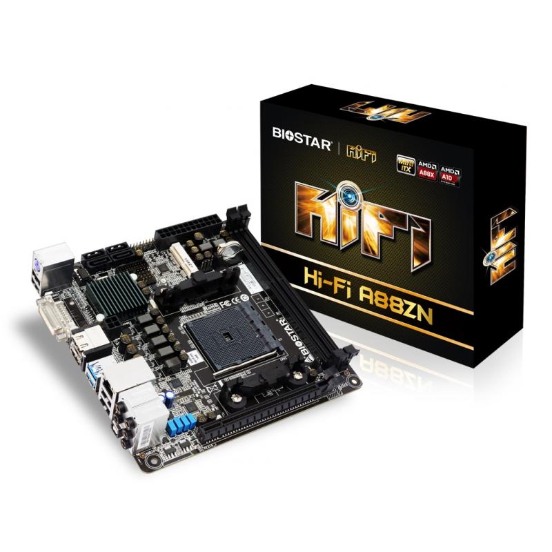 Biostar Hi-Fi A88ZN