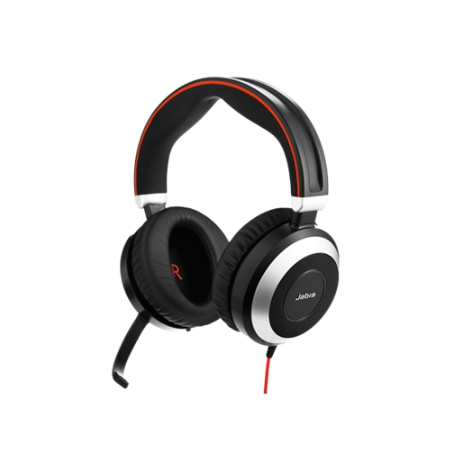 GN Netcom Jabra Evolve 80 MS Duo